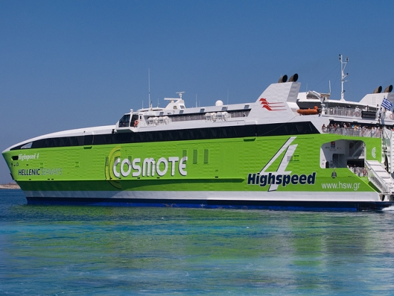 Highspeed 4 da Hellenic Seaways